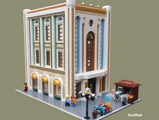 Lego Business Center Uffici Building