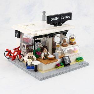 Lego Dolly Coffe Modulari moc