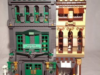 Lego Museo Armi Antiche Armeria