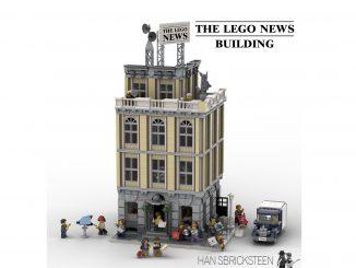 Lego news Building Media Radio TV