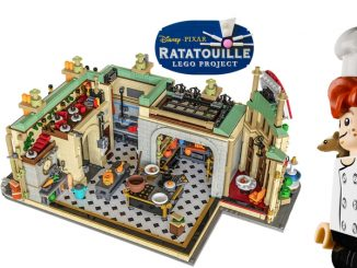 Ratatouille Lego Ideas