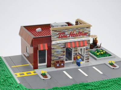 Tim Hortons Coffee Shop