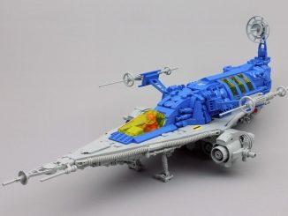 Lego Spaceship Classic Space