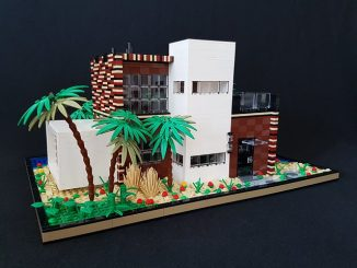Lego Coral House