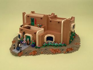 Lego House Modular